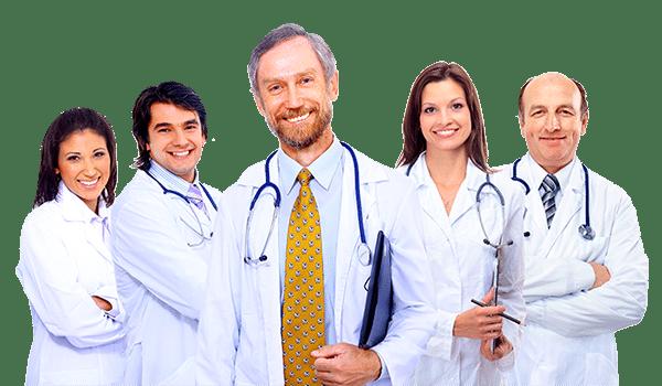 L'équipe de Planet Medica