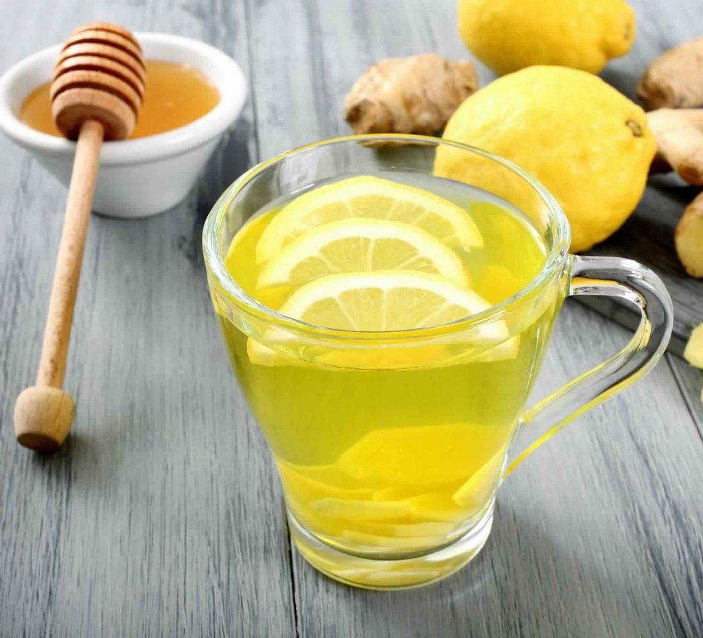 Eau+chaude+citron